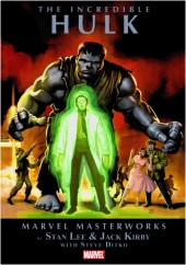 Marvel Masterworks: The Incredible Hulk (2003) -INT01a- Marvel Masterworks: The Incredible Hulk Volume 1