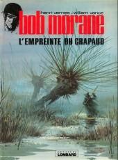 Bob Morane 3 (Lombard) -26- L'empreinte du crapaud