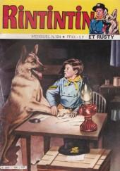 Rin Tin Tin & Rusty (2e série) -124- Rintintin vedette de cirque