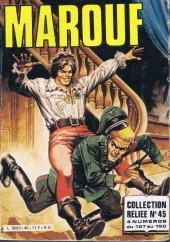 Marouf -Rec045- Collection reliée N°45 (du n°187 au n°190)