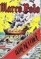 Marco Polo (Dorian, puis Marco Polo) (Mon Journal) -REC49- Album N° 49 (du N° 205 au N° 207)