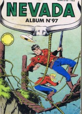 Nevada (LUG) -REC97- Album N°97 (du n°488 au n°490)