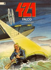 Couverture de 421 -7- Falco