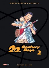 20th Century Boys - Deluxe -2- Tome 2