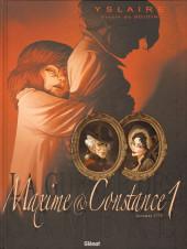 La guerre des Sambre - Maxime & Constance -1- Chapitre 1 - Automne 1775 : La Fiancée de ses nuits blanches