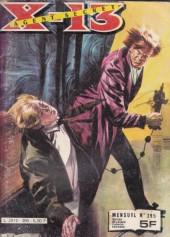 X-13 agent secret -395- Partie d'échecs