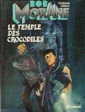 Bob Morane 3 (Lombard) -42- Le temple des crocodiles