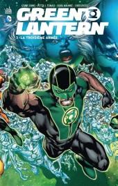 Green Lantern (DC Renaissance) -3- La troisième armée