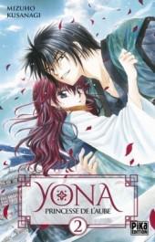 Yona, princesse de l'aube -2- Tome 2