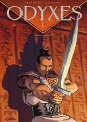 Odyxes -1- Naufragé du temps