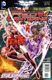 Red Lanterns (2011) -11- Love and hate