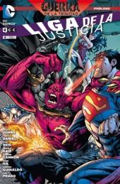 Liga de la Justicia (Nuevo Universo DC) -INT4- La Guerra de la Trinidad: Prólogo