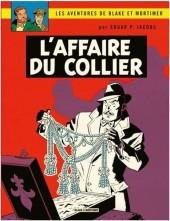 Blake et Mortimer (Les Aventures de) -10d2014- L'affaire du collier