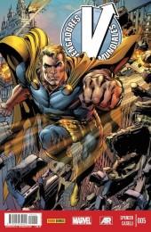 Vengadores Mundiales -5- Ascensión. Parte 1