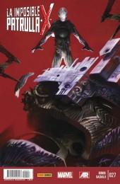La imposible Patrulla-X -27- La Imposible Patrulla-X Contra S.H.I.E.L.D. Parte 3