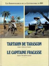Les indispensables de la Littérature en BD -FL06- Tartarin de Tarascon / Le Capitaine Fracasse
