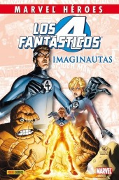 Marvel Héroes -2- Los 4 Fantásticos: Imaginautas