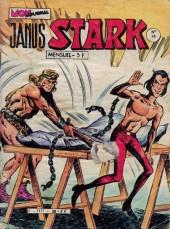 Janus Stark -49- Vent de haine