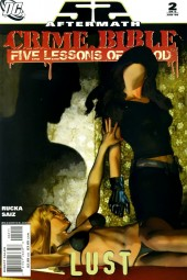 Crime Bible: Five Lessons of Blood (2007) -2- The Second Book of Blood: The Lesson of Lust