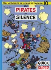 Spirou et Fantasio -10d81- Les pirates du silence