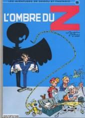 Spirou et Fantasio -16d82- L'ombre du Z