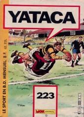 Yataca (Fils-du-Soleil) -223- Goal Keeper - Règlement de comptes !