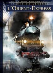 Trains de légende -1- L'Orient-Express