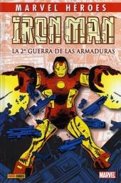Marvel Héroes -5- Iron Man: La 2ª Guerra de las Armaduras