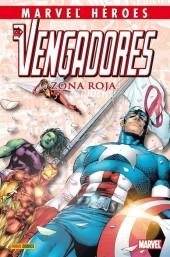 Marvel Héroes -7- Los Vengadores: Zona Roja