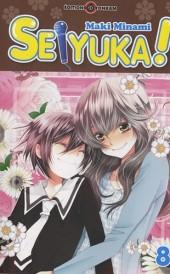 Seiyuka -8- Tome 08