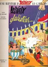Astérix -4c1969- Astérix gladiateur