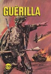 Guérilla -25- Patrouille sur le pacifique