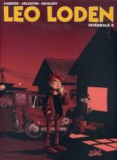 Léo Loden (Intégrale) -6- Integrale 6