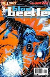 Blue Beetle (2011) -1- Metamorphosis, part One
