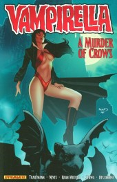 Vampirella (2010) -INT02- A Murder of Crows