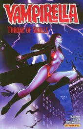 Vampirella (2010) -INT03- Throne of Skulls
