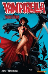 Vampirella (2010) -INT04- Inquisition