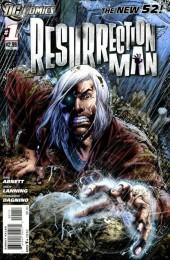 Resurrection Man (2011) -1- Pronounced dead