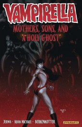 Vampirella (2010) -INT05- Mothers, Sons, and a Holy Ghost