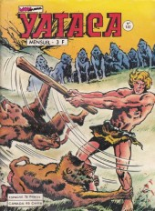 Yataca (Fils-du-Soleil) -137- La fureur des mandrills