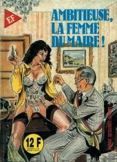 Les cornards -111- Ambitieuse, la femme du maire !
