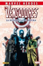 Marvel Héroes -29- Los Vengadores: La búsqueda de Hulka