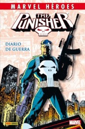Marvel Héroes -30- The Punisher: Diario de Guerra