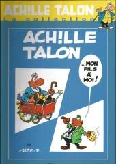 Achille Talon - La collection (Cobra) -4- Achille Talon... mon fils à moi !