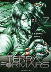 Terra formars -7- Tome 7