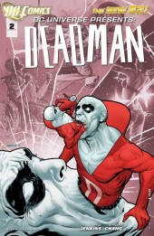DC Universe Presents (2011) -2- Deadman in Twenty Questions, Part 2