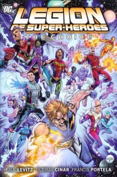 Legion of Super-Heroes (2010) -INT01- The Choice
