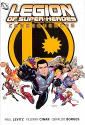 Legion of Super-Heroes (2010) -INT02- Consequences