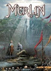 Merlin (Nucléa/Soleil) -11- Le Roi Arthur