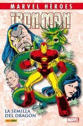 Marvel Héroes -35- Iron Man: La semilla del dragón